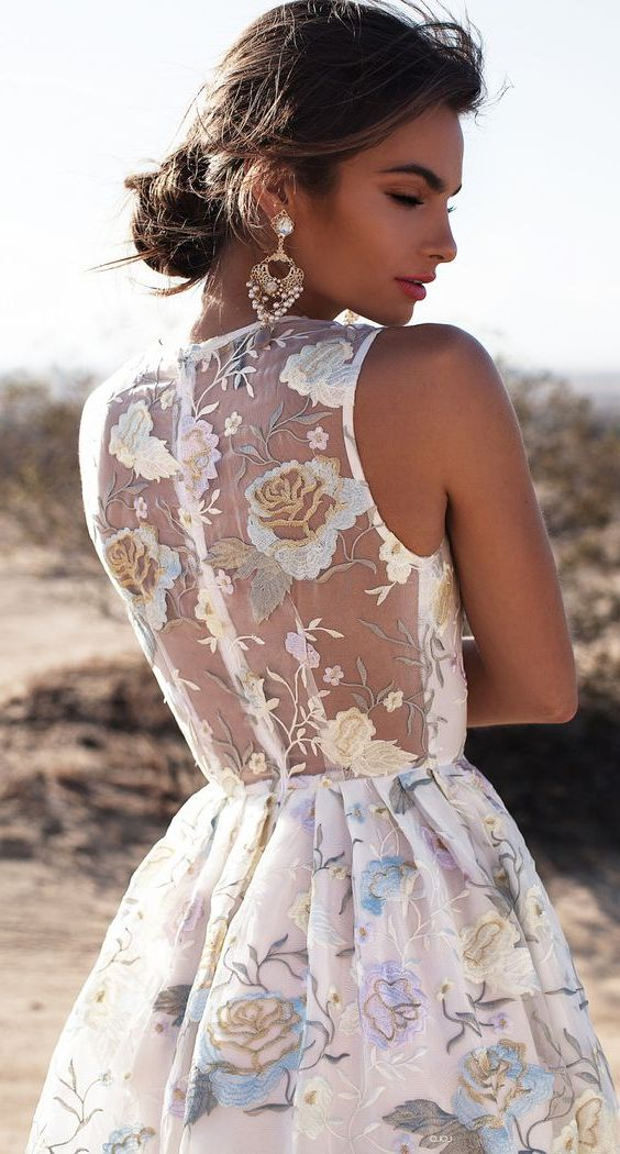 Embroidery Trend For Women