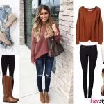 Fall Knitwear Outfit Ideas