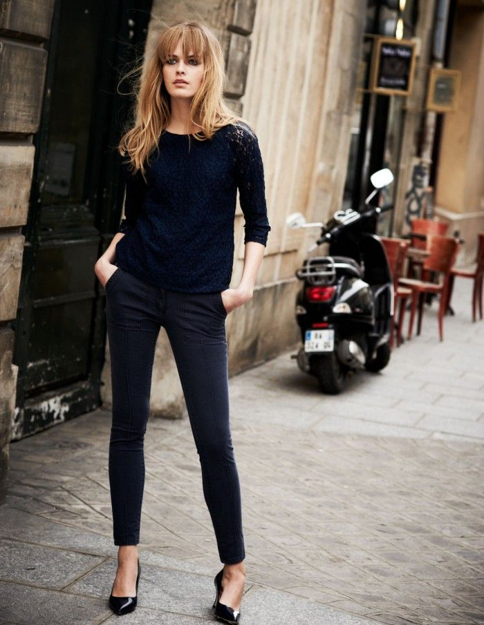 Fall Outfits For Parisian Chic Women