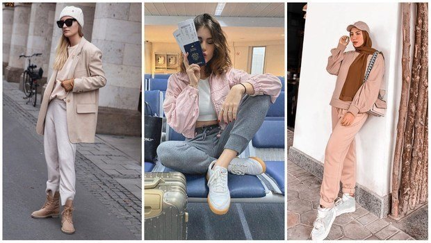 Fashionable Ways To Wear Sweatpants