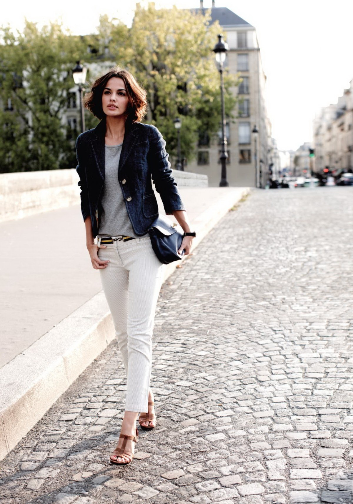 French Fashion Chic Outfit