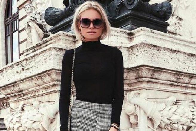 How To Dress Like A Parisian Chic