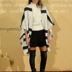 How to Wear a Miniskirts When It's Cold