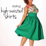 How to Wear High-Waist Skirts