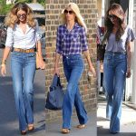 How To Wear High-Waisted Jeans And   Trousers