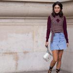 How To Wear Mini Skirt