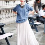 How To Wear Peasant Skirts