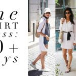 How to Wear Shirtdress