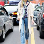 How to Wear Silk Scarves This Summer