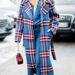 How to Wear Tartan Trend