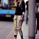Jogger Pants Street Style Looks For Women
