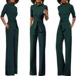 Jumpsuit For Business Women