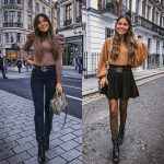 Lady Look: Creative Top, Classy Bottoms   For Fall
