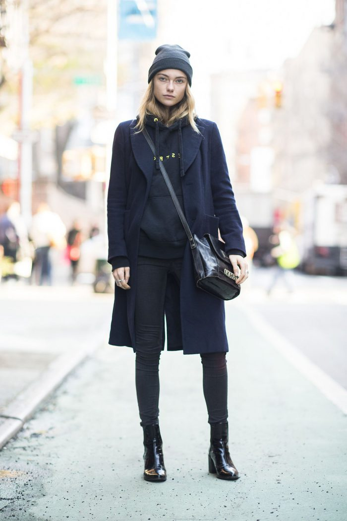 Layering Women Clothes In Winter