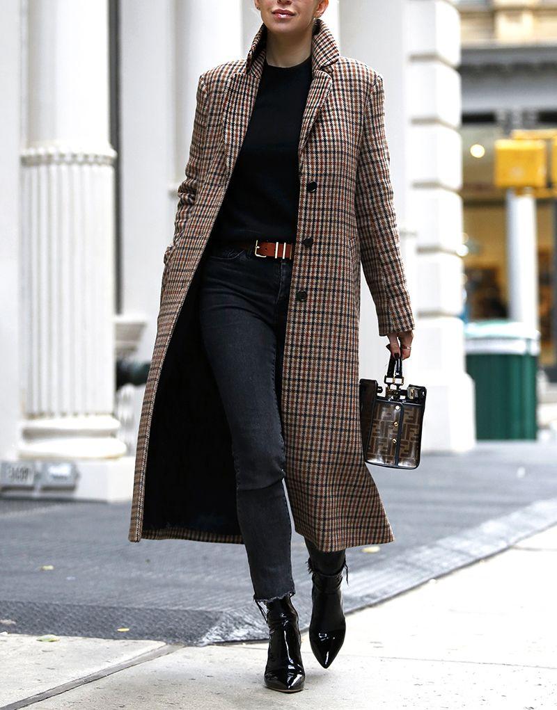 Long Coats Outfits