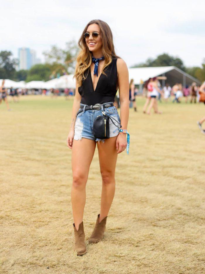 Music Festival Fashion Outfits