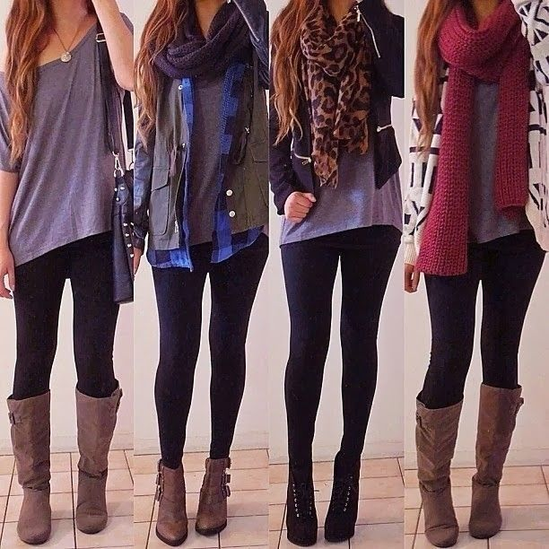 Outfit Ideas With Tights
