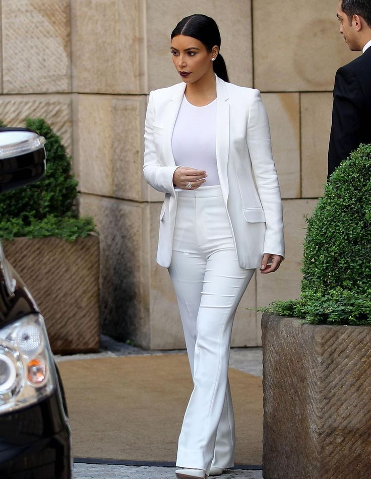 Pantsuit For Women Outfit
