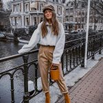 Parisian Chic Essentials For Fall: OOTD   For Ladies