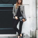 Parisian Chic Outfit Idea