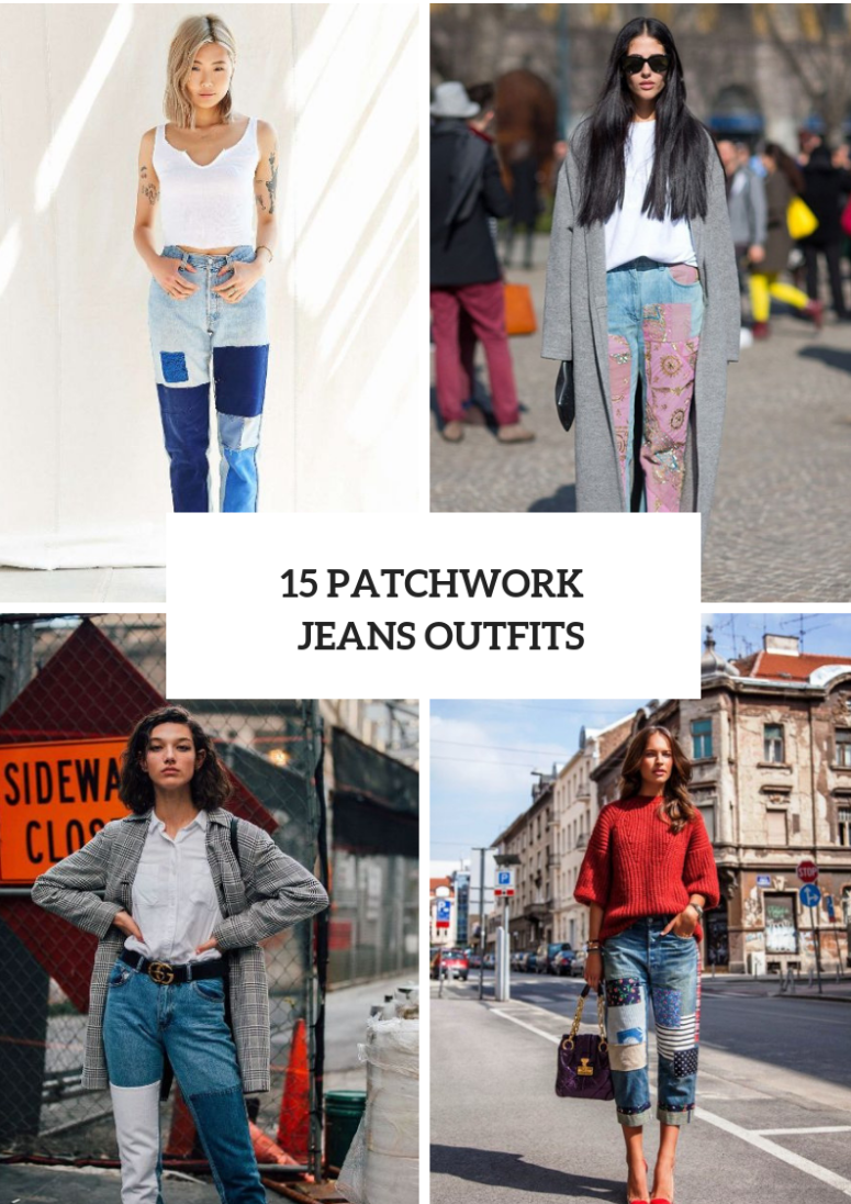 Patchwork Style For Women