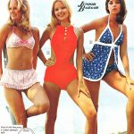 Seventies Inspired Beachwear