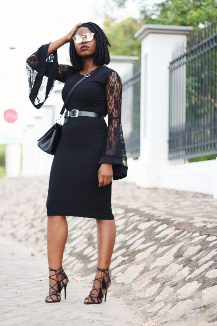 Sexy Ways to Wear Lace