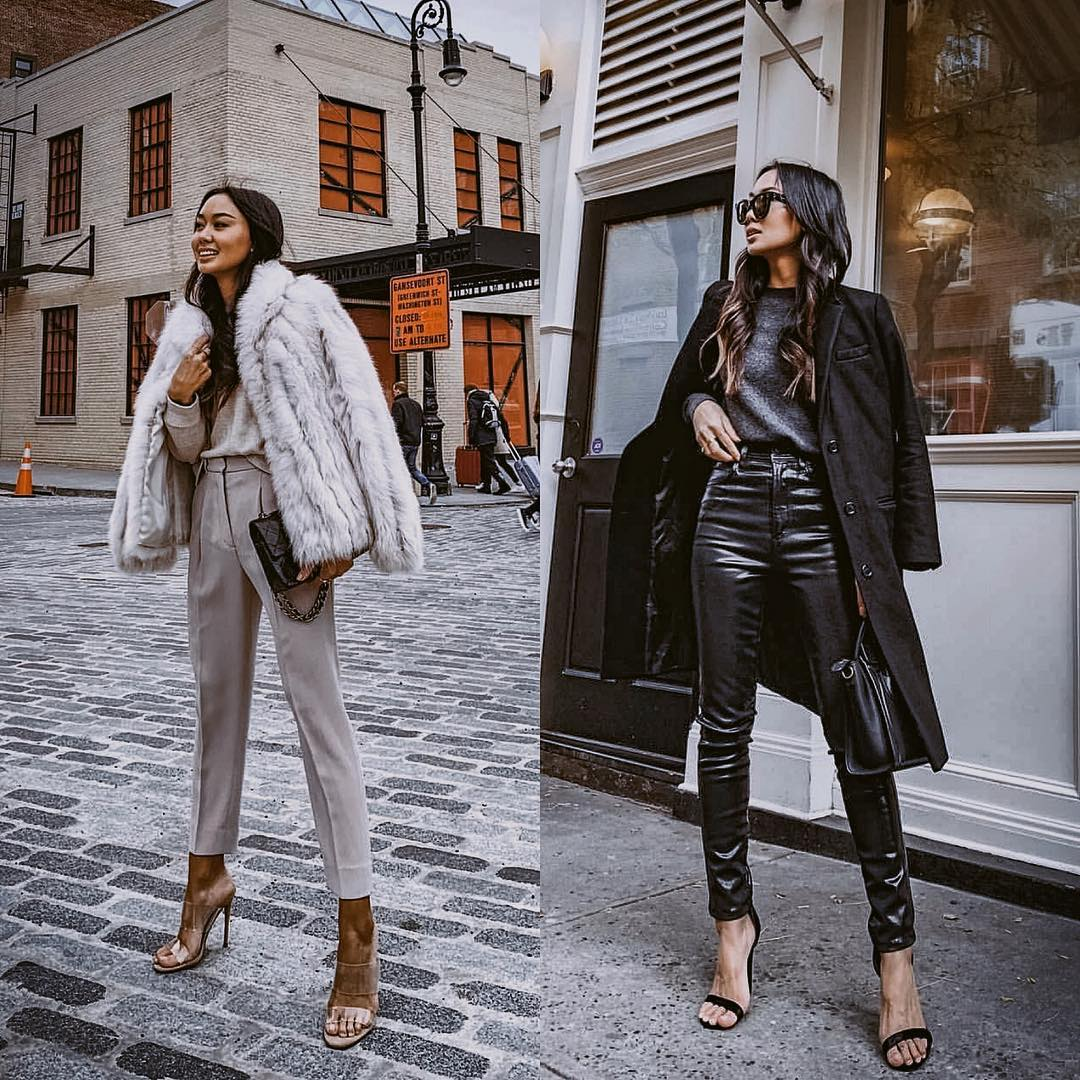 Smart-Casual Outerwear Outfit For Fall