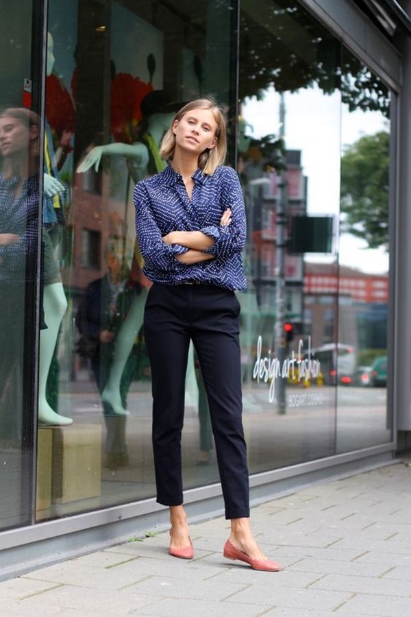 Smart-Casual Outfits For Women