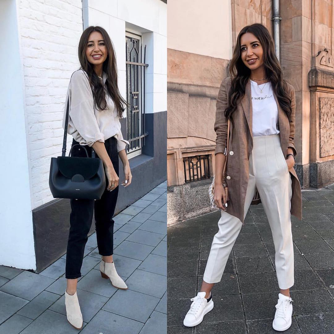 Sporty And Classy Professional Work Style   Outfit