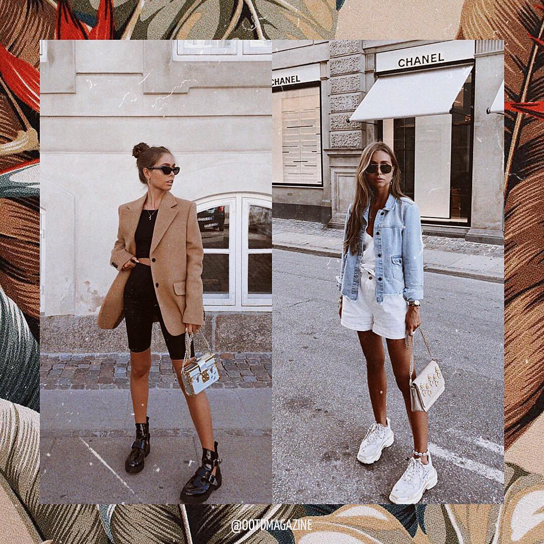 Sporty Casual For Summer
