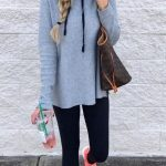 Sporty Casual Outfit For Fall