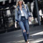 Spring Double Denim Outfit