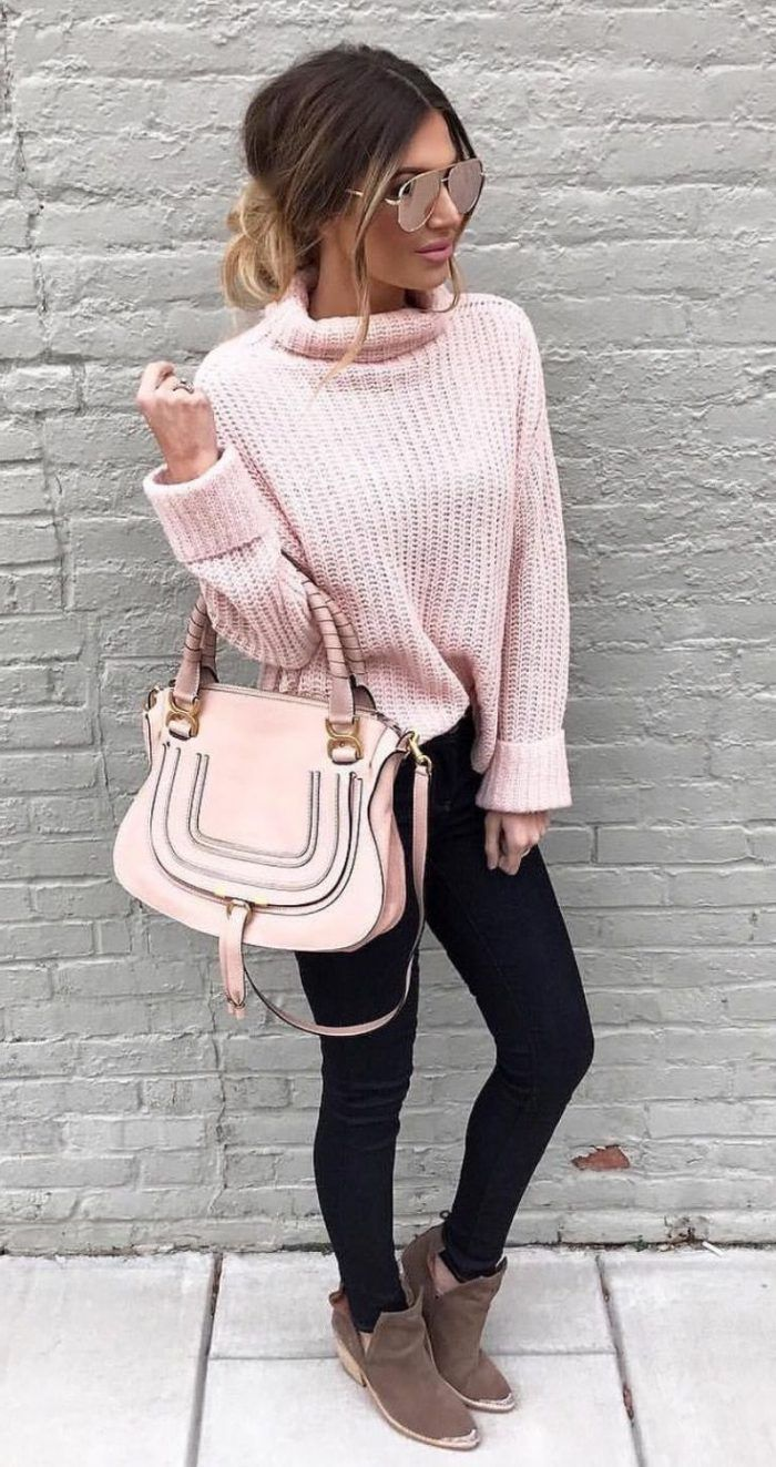 Sweet Winter Outfit Ideas For Women