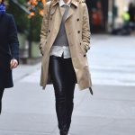 Trench Coats Spring Style Guide