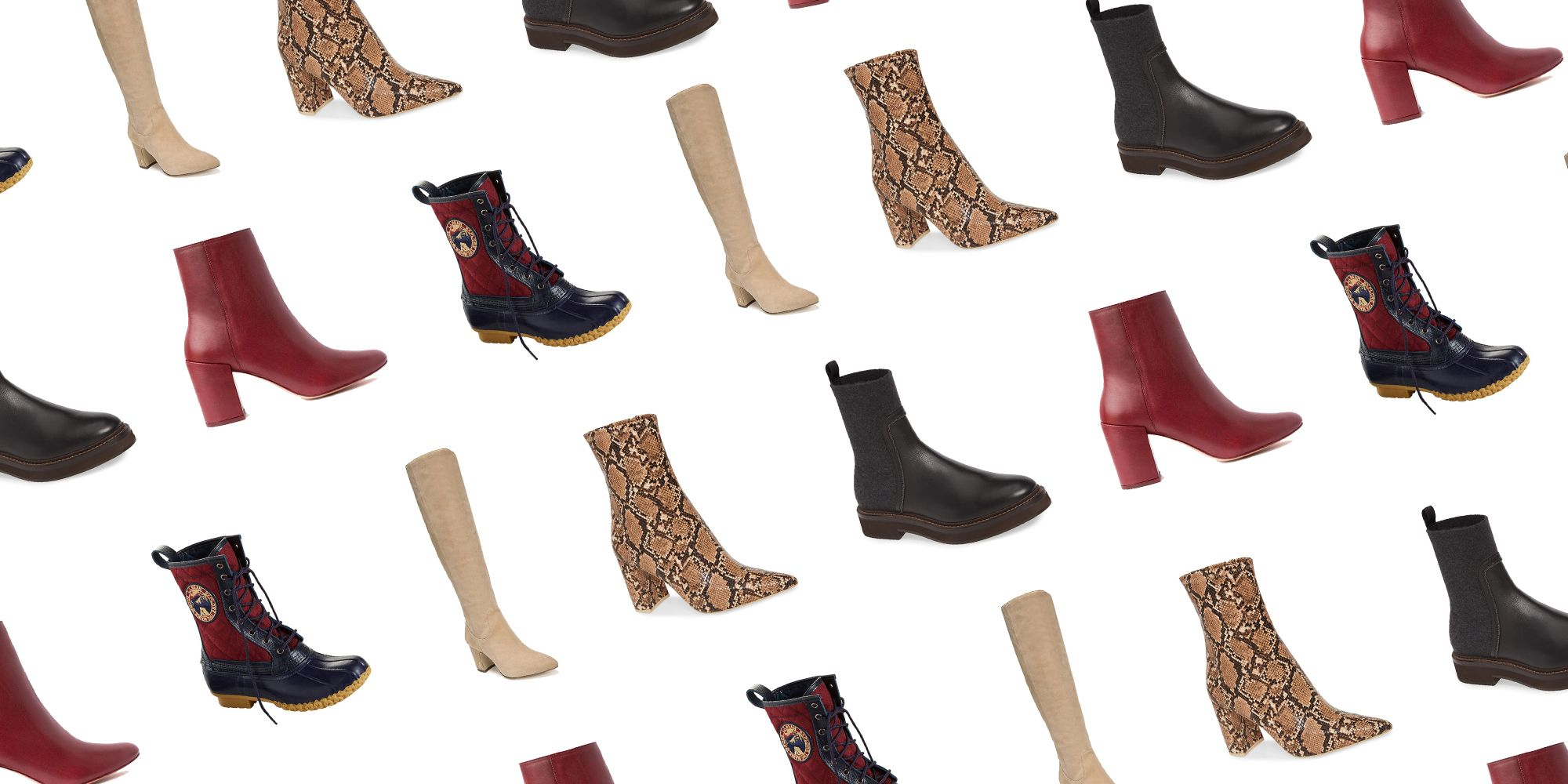 Trendy Winter Shoes