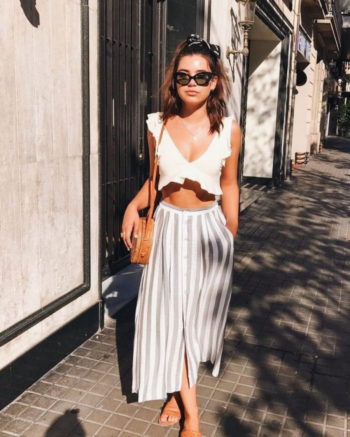 Tropical Vacation Outfit Ideas For Women