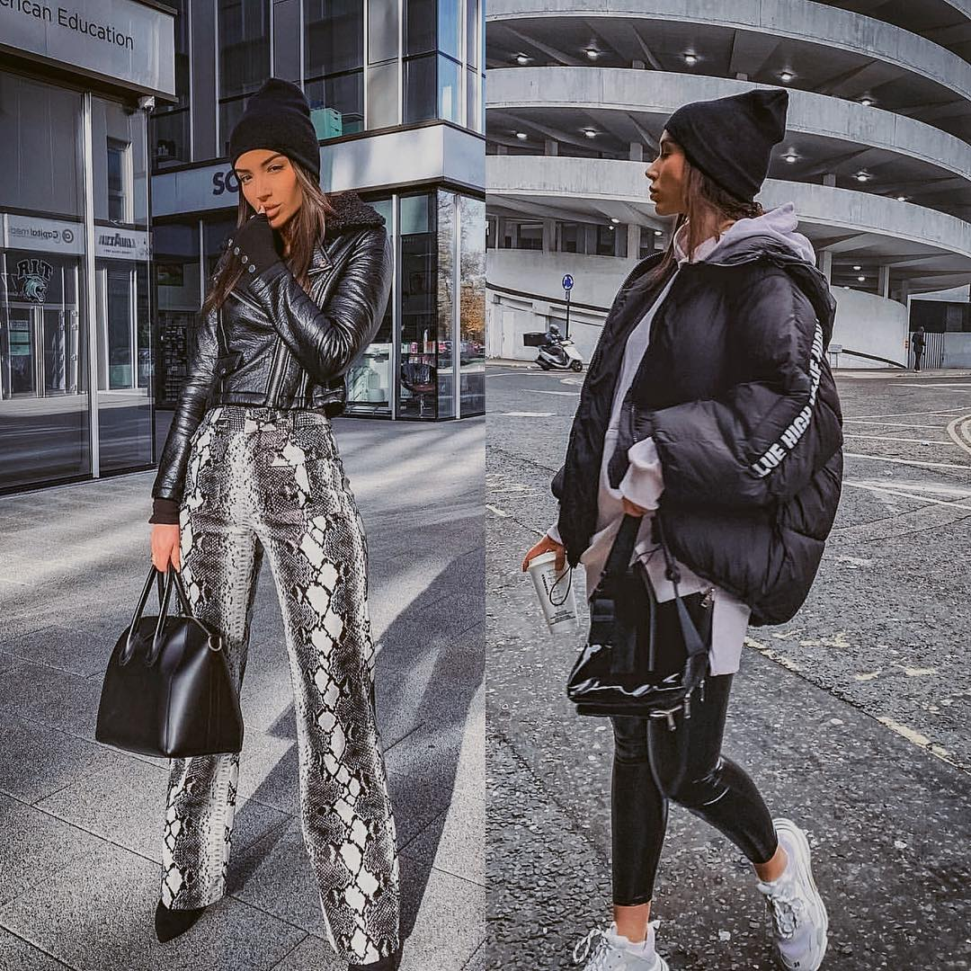 Urban Sporty Street Style OOTD Outfit