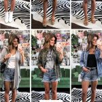 Ways To Wear Denim Cutoffs