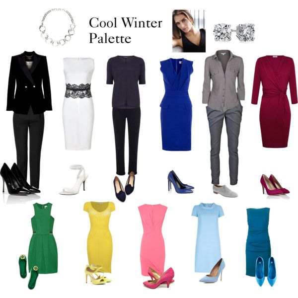 What Colors To Wear This Winter For Women
