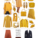 What to Wear Mustard Color