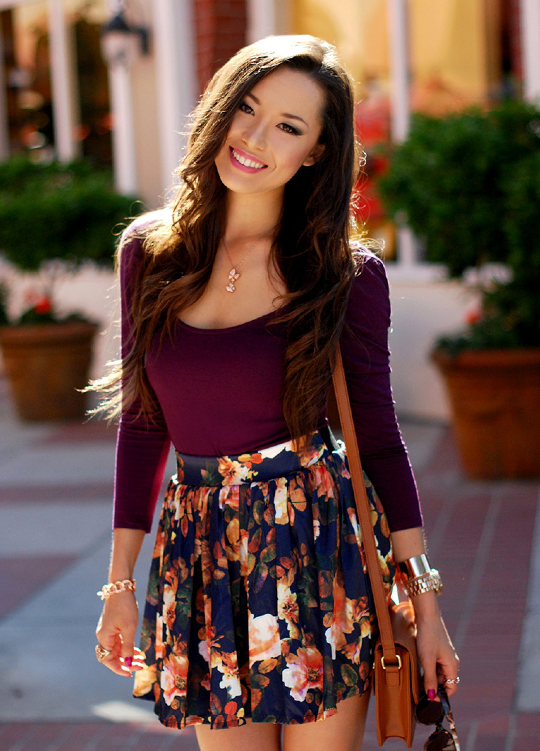 What Tops Can I Wear with Skater Skirts