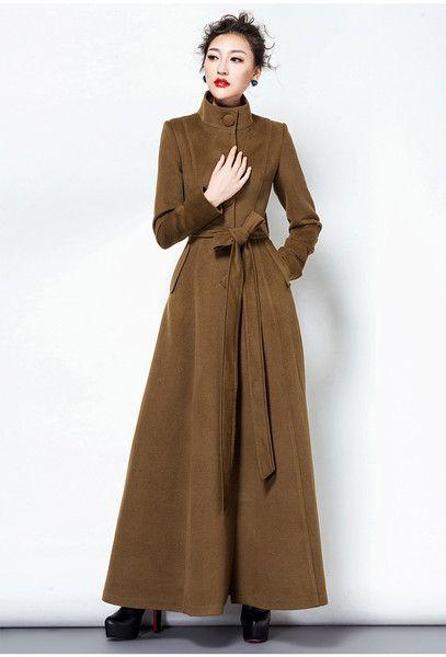 Womens Long Coats For Fall