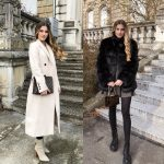 Wool Coat Or Fur Coat For Autumn