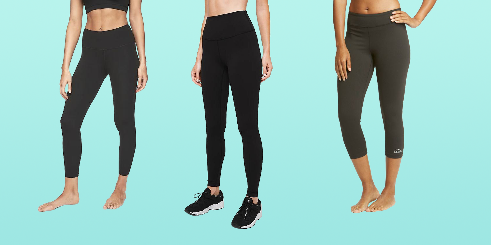 Workout Leggings and Pants